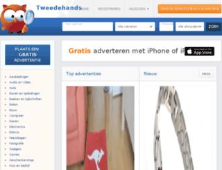 tweewielers.tweedehandsspul.nl screenshot