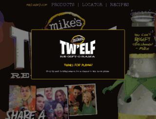 twelfie.mikeshard.com screenshot