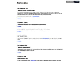 twemes.com screenshot