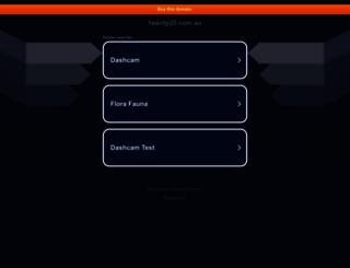 twenty20.com.au screenshot