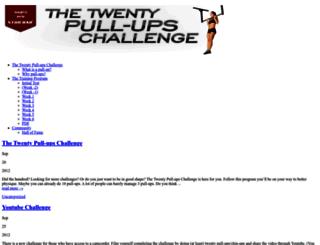 twentypullups.com screenshot