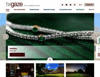 twgaze.com screenshot