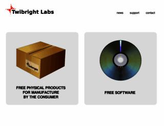 twibright.com screenshot