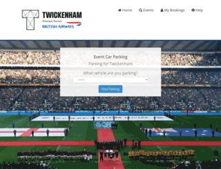 twickenham.gotocsp.com screenshot