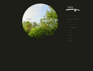 twigdesign.ca screenshot