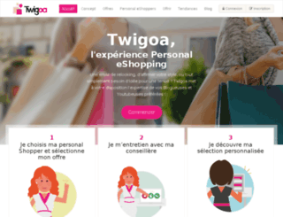 twigoa.com screenshot