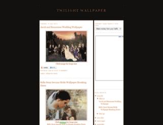 twilight-wallpaper.blogspot.com screenshot