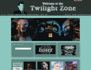 twilight-zone.nl screenshot