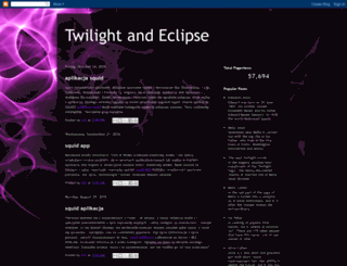 twilightandeclipse.blogspot.com screenshot