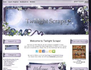 twilightscraps.com screenshot