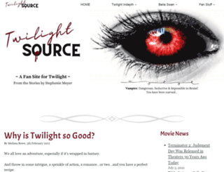 twilightsource.com screenshot