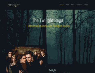 twilightsweden.se screenshot
