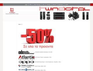 twindigital.gr screenshot