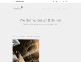 twindots.co.uk screenshot