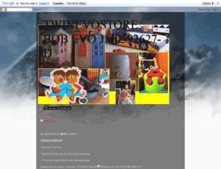 twinevostore.blogspot.com screenshot