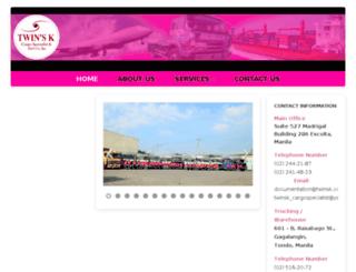 twinsk.com.ph screenshot