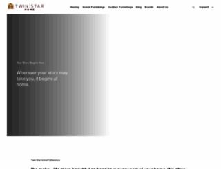 twinstarhome.com screenshot