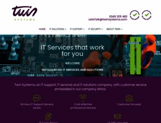 twinsystems.com screenshot