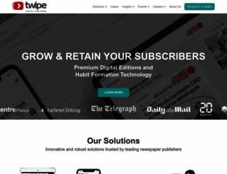 twipemobile.com screenshot