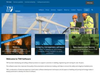 twisoftware.com screenshot