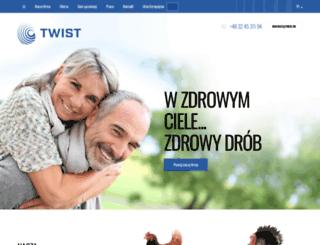 twist.fm screenshot