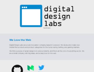 twistdigital.co.uk screenshot