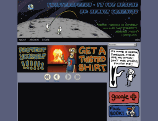 twistedspeedo.com screenshot