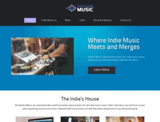 twistersmusic.com screenshot