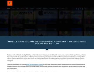 twistfuture.weebly.com screenshot