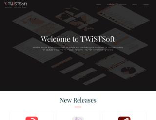 twistsoft.com screenshot