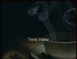 twistvapor.wordpress.com screenshot