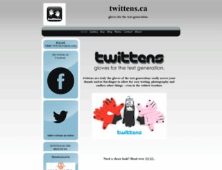 twittens.ca screenshot