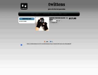 twittenshop.ca screenshot