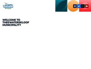 twk.org.za screenshot
