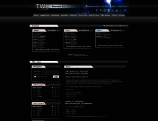 twl.trenchwars.org screenshot