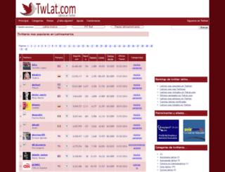 twlat.com screenshot