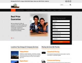 twoamigos.com screenshot