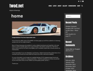 twod.net screenshot