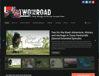 twofortheroad.com screenshot