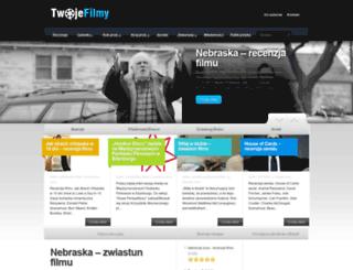 twojefilmy.pl screenshot