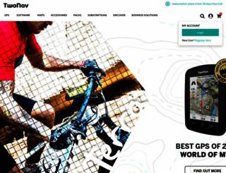 twonav.com screenshot
