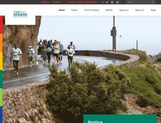 twooceansmarathon.co.za screenshot