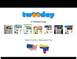 twooday.com screenshot