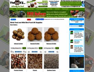 twootz.com screenshot