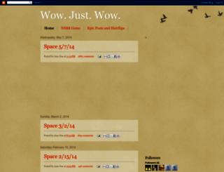 twopeassmack.blogspot.com screenshot
