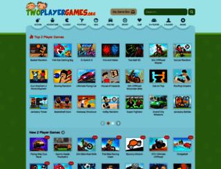 twoplayergames.org screenshot