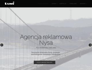 tworzeniestron.nysa.pl screenshot