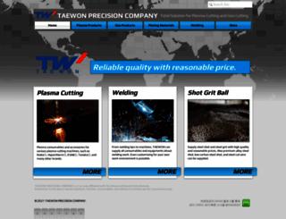 twp.co.kr screenshot