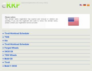 twskin.net screenshot