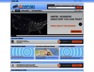 tx.amfibi.com screenshot